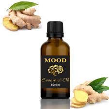 Ginger Essential Oils 50ml - Aromatherapy