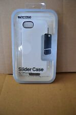 Incase iPhone SE /  iPhone 5 / 5s White Slider Case CL69036