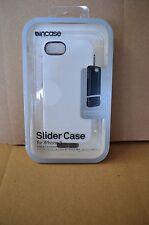 Incase iPhone SE /  iPhone 5 / 5s White Slider Case CL69036