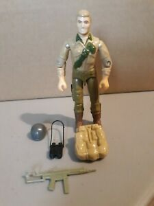Gi Joe 1983 Duke Complete