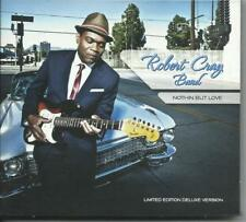 ROBERT CRAY BAND - Nothing but love. Lim. Deluxe edition (2012) CD digipack