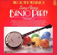 LP THE GEOFF LOVE BANJOS SING-ALONG BANJO PARTY VOLUME 2