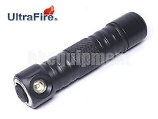 Ultrafire UF-H3 Cree 18650 Magnetic Pocket Tasklight Flashlight+Pouch