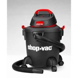 Shop-Vac 5 Gallon 3.5 Peak HP Wet/Dry Vac 5980527 - Color Black
