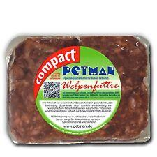 12 kg PETMAN compact Welpenfutter 24 x 500g