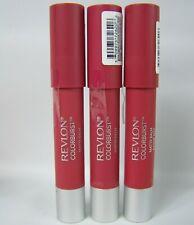 Revlon ColorBurst Matte Lip Balm Push Up Crayon #220 Showy Lot of 3 New