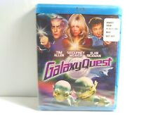 Galaxy Quest (Blu-ray Disc, 2009) Movie Tim Allen Allan Rickman Sealed