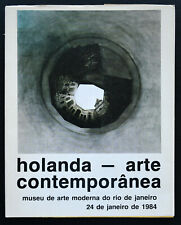 Jan Dibbets ao # HOLANDA-Arte Contemporânea # 1984