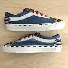 Vans Bold Ni Bender Denim/Marshmallow Sneaker Men's Size USA 10