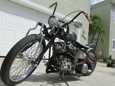 1963 Harley-Davidson Pan Head