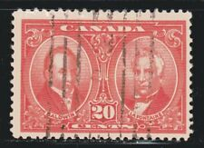 1927 Canada SC# 148-Historical Issue-Baldwin&Lafintaine- Lot CU264-Used
