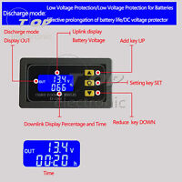 DC6-60V Solar Battery Charger Controller Module Charging Discharge Control