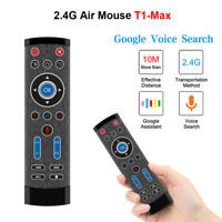 Voice Remote Control 2.4G Wireless  air flying Mouse for Android tv box  remote