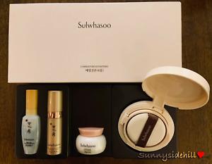 Sulwhasoo Luminature KIT 4 items Cream /Renewing Serum/ Cushion SEE DESC