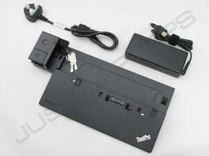 New Lenovo ThinkPad Ultra Dock Type 40A2 Docking Station w/ 135W PSU 40A20135UK