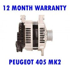 PEUGEOT 405 MK2 MK II 1.6 2.0 1992 1993 1994 1995 1996 RMFD ALTERNATOR