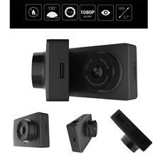 "Xiaomi Yi 2.7"" LCD HD 1080P WIFI Smart  Car Camera Dash Cam Video DVR Black UER"