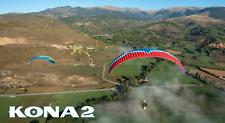 NEW! Ozone Kona 2 - Versatility for both Free Flying Paragliding and Paramotor!
