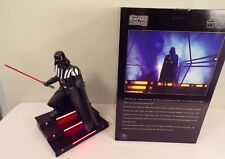 Darth Vader Light up Gentle Giant Statue Empire Strikes Back Cloud City