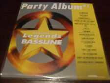 LEGENDS KARAOKE CD+G BASSLINE VOL 1 PARTY ALBUM #1 NEW