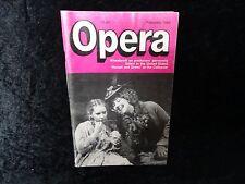Opera Magazine - Ferbruary 1988