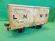 More details for bassett lowke gauge 1 l.n.w.r. refrigerator van circa 1920. very good spur 1
