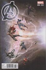 AVENGERS #35 ALESSIO VARIANT NEAR MINT FIRST PRINT BAGGED AND BOARDED