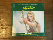 The Emerald Forest SEALED LP - Original Motion Picture Soundtrack - Varese 1985