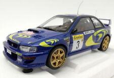 Voitures de courses miniatures AUTOart 1:18 Subaru