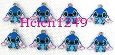New 50Pcs Popular Stitch Jewelry Making Accessories Metal Charm pendants MC-24