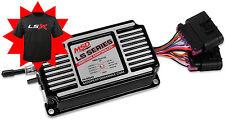 MSD 60143 Black LS Carb Swap Ignition Control Box-Free T-shirt LSX Carburetor