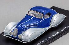 Talbot Lago T150C SS Teardrop Coupe Figoni & Falaschi 1937 Spark 1:43 S2705