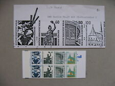 GERMANY BERLIN, booklet No15 MNH with error I