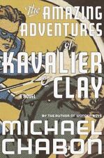 Michael Chabon's  THE AMAZING ADVENTURES OF KAVALIER & CLAY Hardback with Jacket