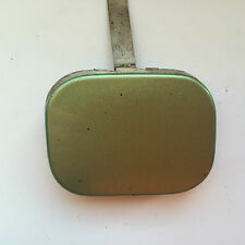 PEUGEOT 307 REAR BUMPER TOWING HOOK EYE COVER CAP GREEN (R10)