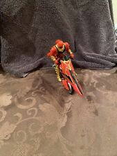 Power Rangers Mystic Force Flame Cycle With Red Ranger Action Figure Bandai 2006