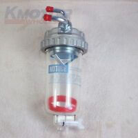 New Fuel Water Sedimenter Separator For 1998-2004 Isuzu NPR NPR-HD NQR 4HE1 4.8L
