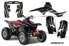 ATV Graphics Kit Quad Decal Sticker For Honda TRX250 Fourtrax 86-89 USA-SUBDUEV2