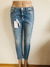 RICH & ROYAL - Jeans MIDI V_STRIPE skinny blau -  Gr 31/32 W31 L32 341o
