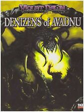 DENIZENS OF AVADNU - VIOLET DAWN - INC 1000 - MONSTER MANUAL d20 3.5 Edition D&D