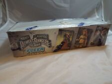 POWER RANGERS THE MOVIE TRADING CARDS SEALED BOX OF 100 PACKS BY FLEER
