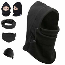Windproof Fleece Neck Warm Balaclava Full Face Mask for Cold Weather