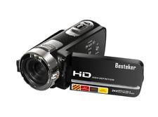 Mini DV Videocámara Portátil HD 1080p digital video cámara de visión nocturna 24MP Nuevo