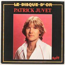 Le Disque D'Or Patrick JUVET Vinyle