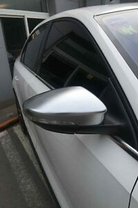 SHINY CHROME Mirror Cover Replacement PAIR  2010 - 2017 VW GLi PASSAT CC MK6 B7