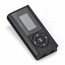 Mini Lecteur Usb Mp3 Musique Audio Avec Écran Lcd Support Carte 16 Go Micro Sd