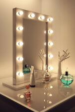 Diamond X Vanity Hollywood Gloss White Makeup unit Warm White LED k113WW