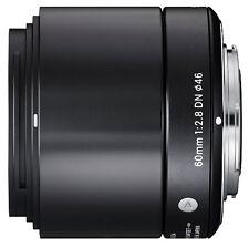 Sigma Art 60mm f/2.8-22 DN Telephoto Lens for Sony E
