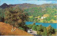 Scotland: Ben A'An and Loch Achray, Trossachs - Posted 1973