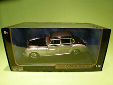 RICKO 1:18 MERCEDES BENZ 300C LIMOUSINE'55 - RARE SELTEN-  GOOD.CONDITION IN BOX
